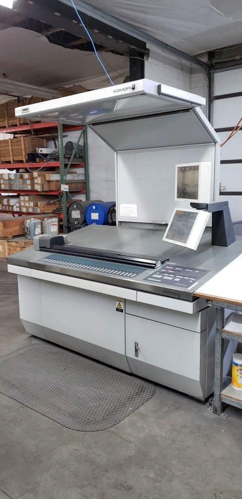Komori LS440+CX - Fully Automated - Hybrid UV