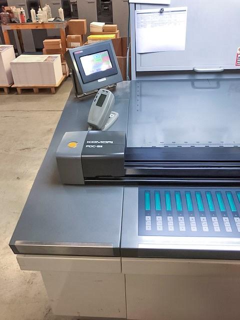 Komori LSX 629+CX - Series 45