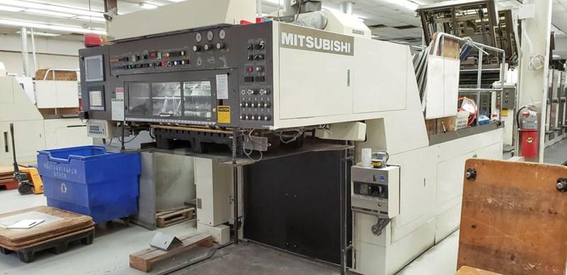 Mitsubishi 3H-6+TC-ED-UV