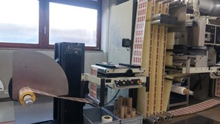ARPECO Platform 20/20, high capacity,slitter and rewinder with inspection control      Flexo