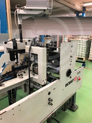 BOBST Media 68 III Folder Gluers
