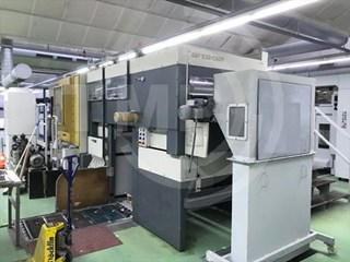 Bobst SP 102 CER Die Cutters - Automatic and Handfed