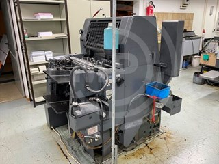 Heidelberg GTO 52+, available immediately Gebrauchte Bogenoffsetmaschinen