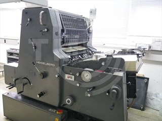 Heidelberg MO-E, Price reduced for a quick decision, available immediately         Sheet Fed