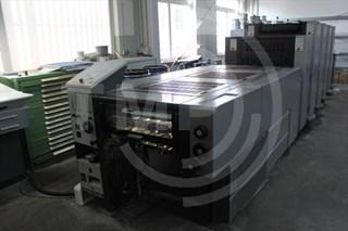 Heidelberg SM 52-4+ L   单张纸胶印机