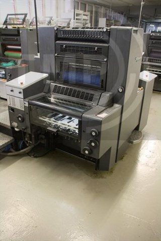 Heidelberg SM 52-1 Sheet Fed