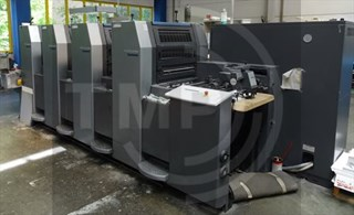 Heidelberg SM 52-4 SE Sheet Fed