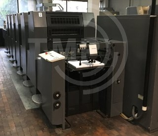 Heidelberg SM 52-6-P-H,  Liquidation Sales, Must move now Sheet Fed