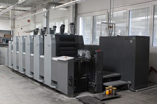 Heidelberg SM 52-5+L, now price reduced for a quick decision, EUR 78.000,00 net loaded on truck Sheet Fed