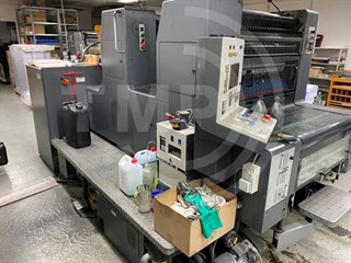 Heidelberg SM 74-2, available immediately Gebrauchte Bogenoffsetmaschinen