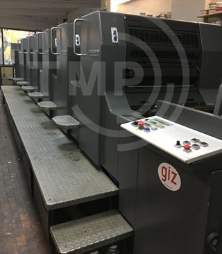 Heidelberg SM 74-6-H, Liquidation Sales, Must move now        Gebrauchte Bogenoffsetmaschinen
