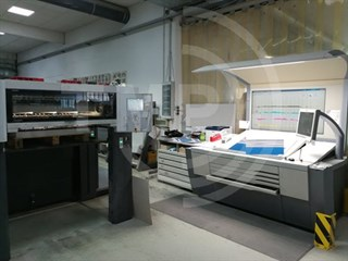 Heidelberg SM XL 105-5+L, more information upon request Offset de pliegos