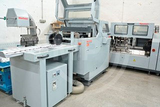 Horizon Stitchliner 5500, Special Offer Booklet Production