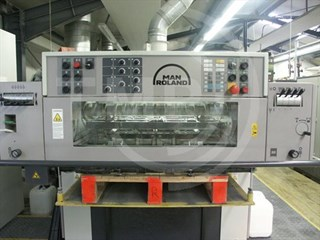 Manroland R 305 HOB + P + L          单张纸胶印机