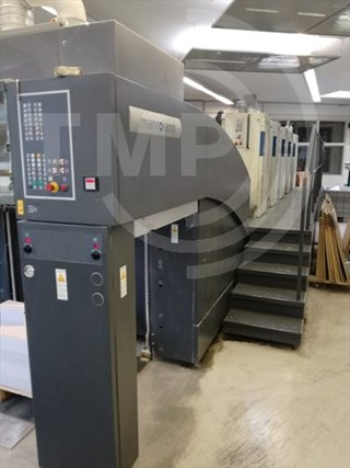 Manroland 705 3B DirectDrive           单张纸胶印机