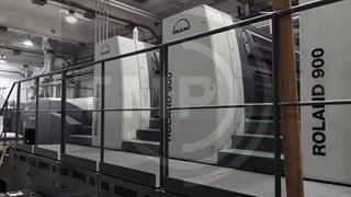 Manroland R 904-7b plus XXL       单张纸胶印机
