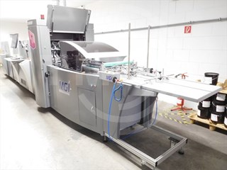 MGI Jet Varnish3D incl. UV Dryer, UV Spot ifoil system Miscellaneous