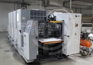 Printingshop Sales - Sakurai Oliver 466 SI, Ryobi, Heidelberg, etc Gebrauchte Bogenoffsetmaschinen