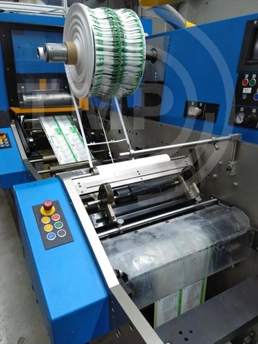 Ilma 340- Hybrid - Label printing technology