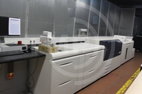 Xerox Versant 3100 Press High End, Digital color printing system