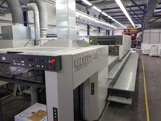 Komori LS540 + Coater 单张纸胶印机