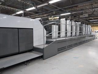 KOMORI GL840P + Coater 单张纸胶印机