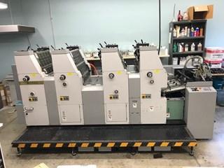Hamada B452A Gebrauchte Bogenoffsetmaschinen