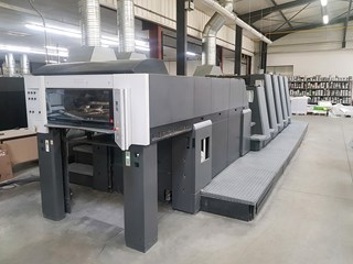 Heidelberg CD 74 - 4 + L X  -  2005 Sheet Fed