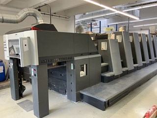 Heidelberg CD 74 - 5 + L   -  2008 Sheet Fed