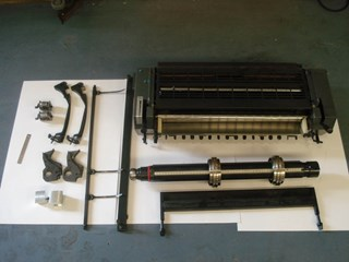 HEIDELBERG NUMBERING AND PERFORATING UNIT FOR HEIDELBERG SM 52 Numbering Machines & Units