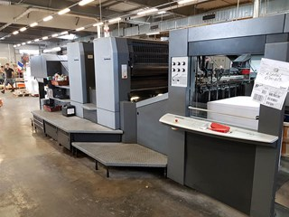 Heidelberg SM 102 - 2 P - 2003  Sheet Fed