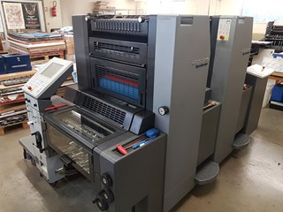 Heidelberg SM 52 - 2  - 2006 Sheet Fed