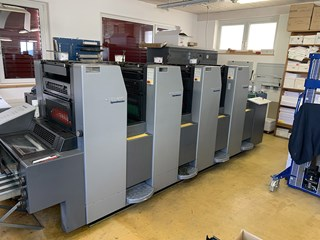 HEIDELBERG SM 52 - 4 P - 2007  Sheet Fed