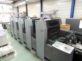 Heidelberg SM 52 - 5 P H - 2000 Sheet Fed