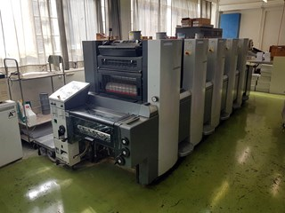 Heidelberg SM 52 - 5 - 2008 Sheet Fed
