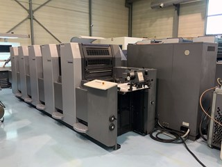 Heidelberg SM 52 - 5P - 2004 Sheet Fed