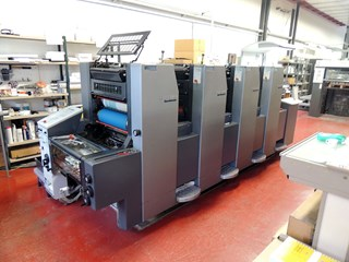 Heidelberg SM 52-4 - 2001 单张纸胶印机