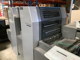 Heidelberg SM 52-2 2002 单张纸胶印机