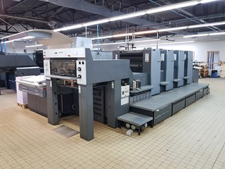 Heidelberg SM 74 - 4 H - 2004 单张纸胶印机