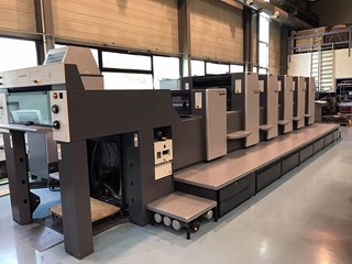 Heidelberg SM 74 - 5 H + L - 2005 Sheet Fed