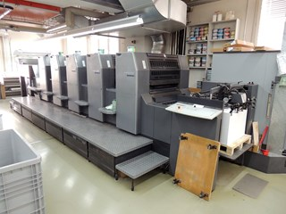 Heidelberg SM 74 - 5 P H - 2005 Sheet Fed