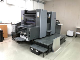 Heidelberg SM 74 – 2 P - 2004 Sheet Fed