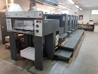 Heidelberg SM 74 - 5 H - 1999 Sheet Fed
