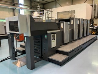 Heidelberg SM 74 - 4 H + L - 2011 Sheet Fed
