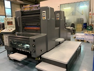 Heidelberg SM 74-2P 1997 Sheet Fed