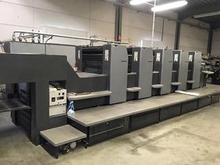 Heidelberg SM 74 - 5 P H - 2001 单张纸胶印机