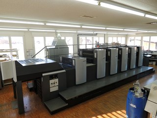 Heidelberg SM 74 - 5 P H L - 2009 Sheet Fed