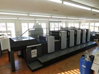 Heidelberg SM 74 - 5 P H L - 2009 单张纸胶印机