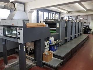 Heidelberg SM 74 - 6 H - 2000 (Post Drupa Model) 单张纸胶印机