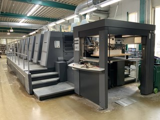 Heidelberg XL 105 - 5 + L X  -  2007 Sheet Fed